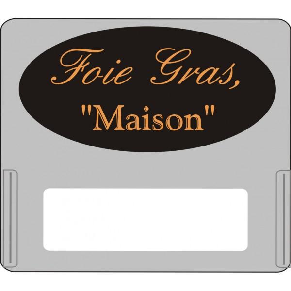 etiquettes foie gras a imprimer