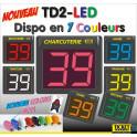 Kit TD2-LED Ondes Radio Gestion file d'attente