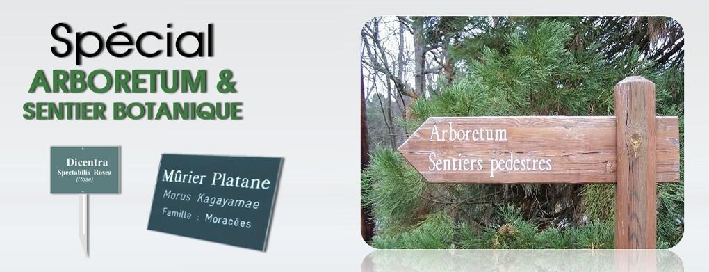 Spécial Arboretum et Sentier Botanique